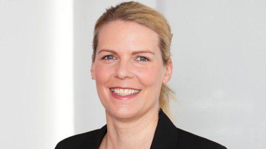 Tina Hasper-Vandrey ist Leiterin Personal Konzern IT bei der Volkswagen AG.