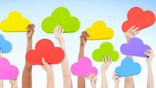 Cloud Computing heißt heute, auch mehrere Clouds gleichzeitig in die Hand zu nehmen.