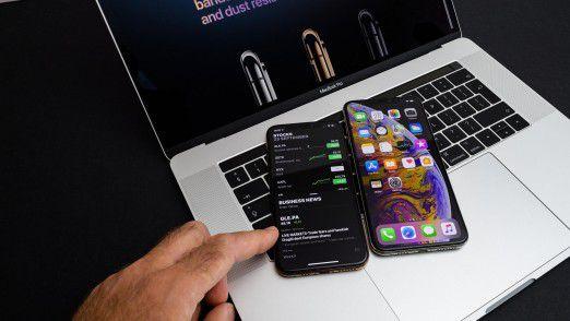 Apple will mit neuer Infrastruktur den Mobile-Markt revolutionieren. Aber auch Google kann im Mobile-Umfeld mit Innovationen punkten.