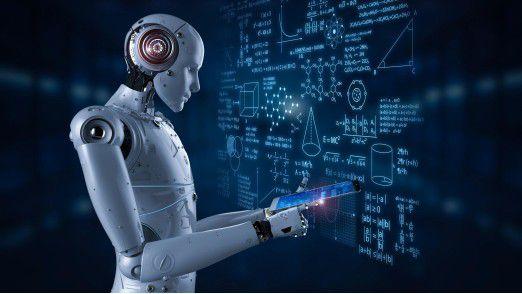 Die Einstiegshürden für Machine Learning sind gesunken. Etwa die Hälfte der deutschen Unternehmen beschäftigt sich mit dem Thema.