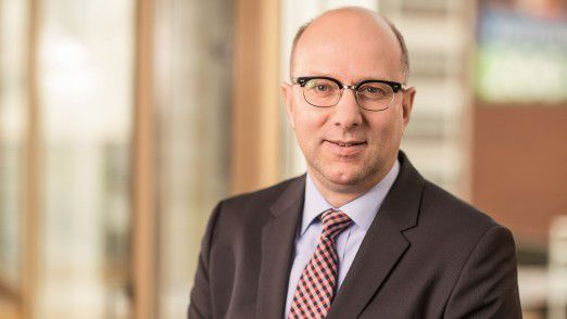 Frank Dremmen ist IT-Leiter bei der Agravis Raiffeisen AG.
