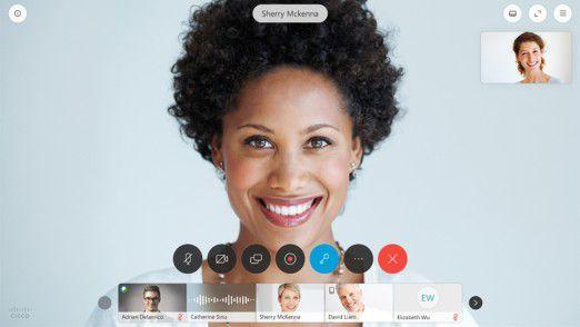 Mit Cisco WebEx Teams stellt Bechtle seinen Kunden eine Collaboration-Lösung zur Verfügung, die einfach zu bedienen ist und eine Vielzahl von Kommunikationskanälen unterstützt.