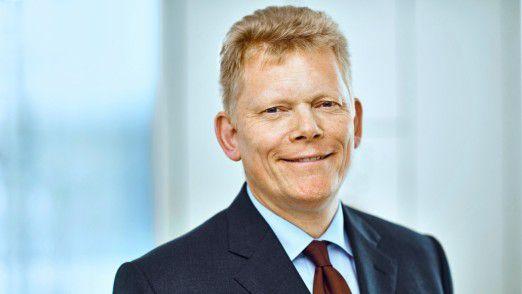 Guido Kerkhoff ist Interims-CEO bei ThyssenKrupp.