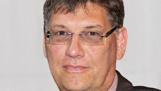 Michael Baier ist neuer Geschäftsführer des IT-Dienstleisters Infokom.