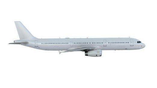Ein Airbus A321 kommt zusätzlich in den Dienst der Flugbereitschaft der Bundeswehr.