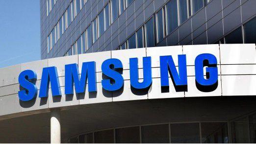 Samsung investiert kräftig in Zukunftstechnologien.