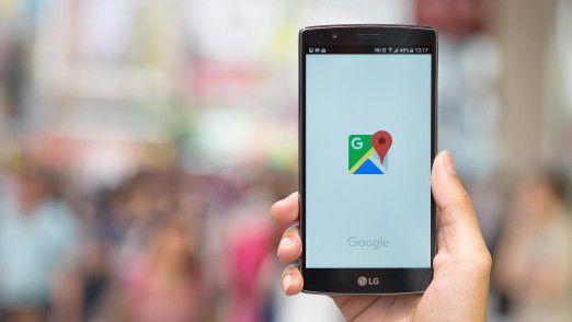 Google wird vorgeworfen viel öfter Standortdaten auf Android Smartphones abzugreifen als nötig.