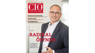 "Editorial aus CIO-Magazin 09/10 2018: ""Industrie 4.0"" hat ausgedient - Foto: cio.de"