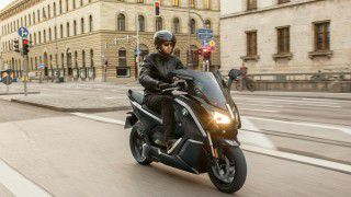 Elektroroller: BMW C evolution im Test - Foto: BMW Group