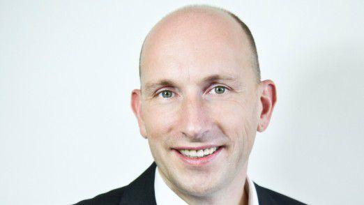 """Ralf Gernhold leitet die Technik beim Digitalisierungsprojekt """"Vendo"""" der Bahn-Tochtergesellschaft DB-Vertrieb."""