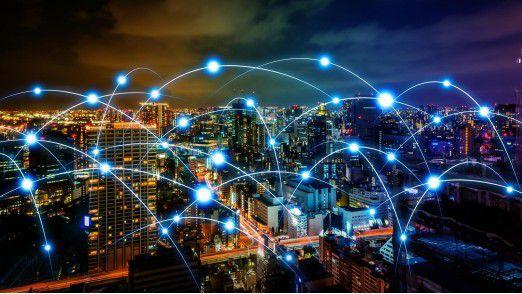 """IDC erwartet jede Menge neue Entwicklungen im Bereich """"Smart City""""."""