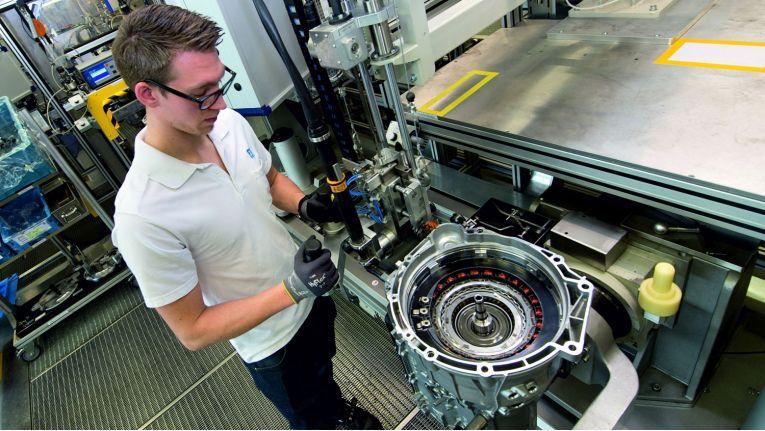 ZF Friedrichshafen schließt Kurzarbeit nicht aus