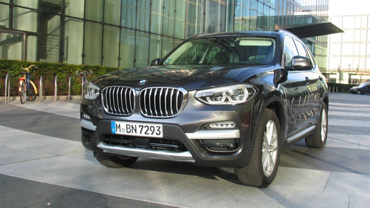 2020 BMW X3 Concept and Review