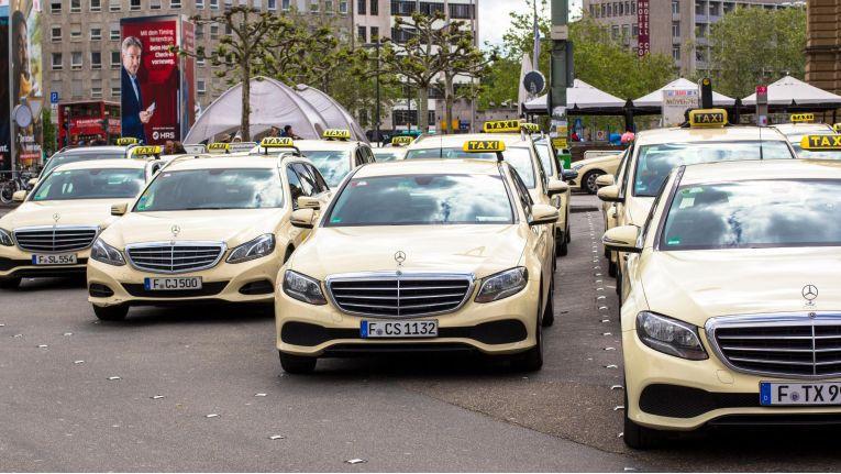 Kosten Taxi Frankfurt