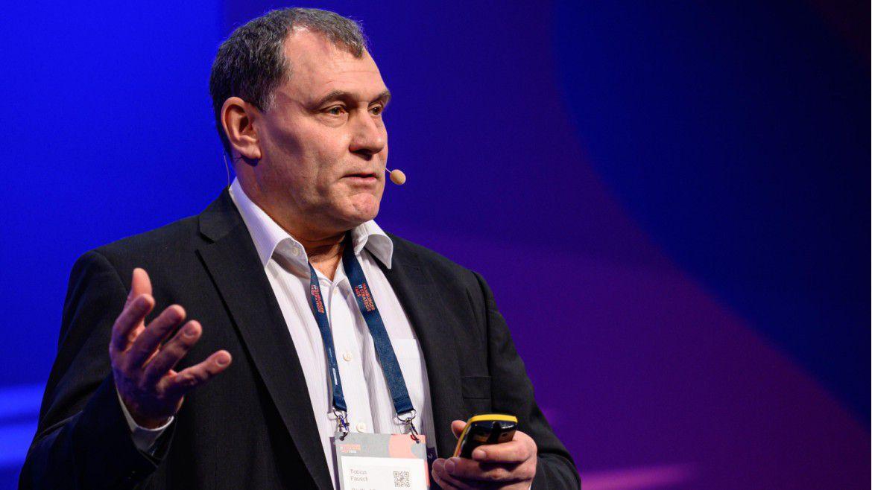 BayWa-CIO Tobias Fausch sprach auf den Hamburger IT-Strategietagen 2020.