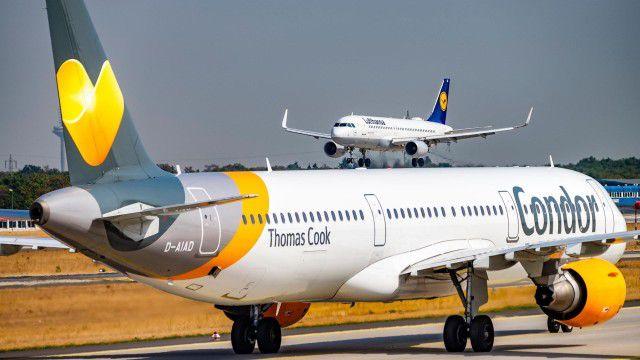 Ferienflieger Condor: Lufthansa will Verträge mit Condor auslaufen lassen