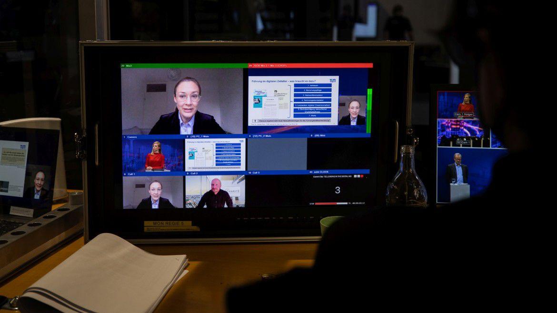 Wie funktioniert Führung in der digitalen Welt? Claudia Peus hatte auf den Hamburger IT-Strategietage 2021 jede Menge Antworten dabei.
