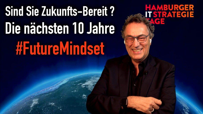 """Gerd Leonhard: """"Wir müssen die Ohren weit aufmachen und jeden Tag eine Stunde nachdenken, was morgen sein könnte."""""""
