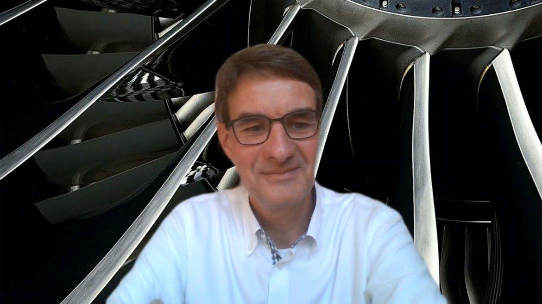 Referent auf den Hamburger IT-Strategietagen: Lufthansa-Cargo-CIO Jochen Göttelmann.