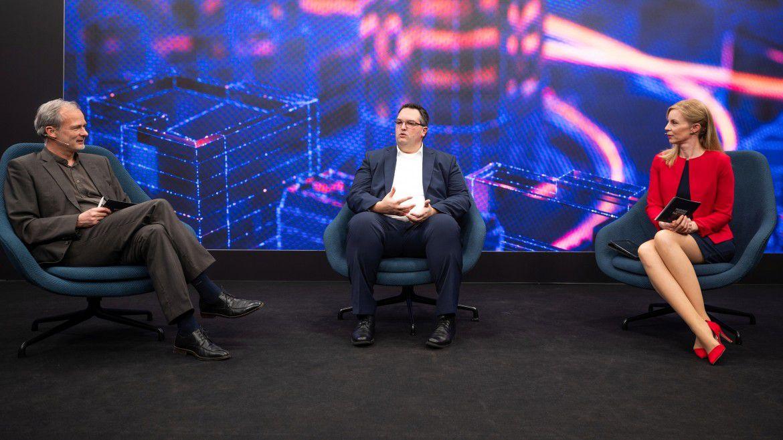 Was macht man bei einem Cyberangriff? Marabu-CIO Stefan Würtemberger gab auf den Hamburger IT-Strategietagen seine Praxiserfahrungen weiter.