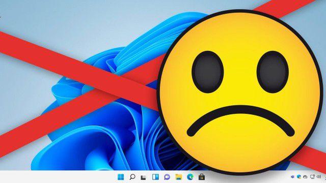 Das liest Microsoft gar nicht gern: 11 gute Gründe gegen Windows 11