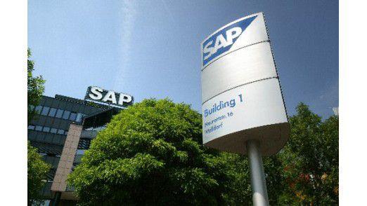 Trotz bester Bekanntheits- und Kompetenzwerte: Auch im Mittelstand hat SAP Probleme bei der Neukundengewinnung.