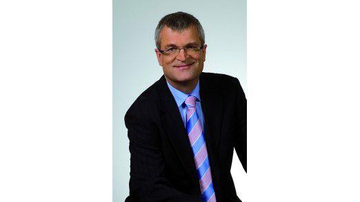 """Siemens-CIO Norbert Kleinjohann: """"Wir brauchen ein zuverlässiges und nachhaltiges Kommunikationsnetzwerk, das zu unserem Geschäft passt und sich mit uns weiterentwickelt."""""""