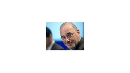 Reagiert auf die Diskussionen mit den Kunden: SAP-Vorstandsprecher Léo Apotheker präsentiert ein gestaffeltes Support-Modell.