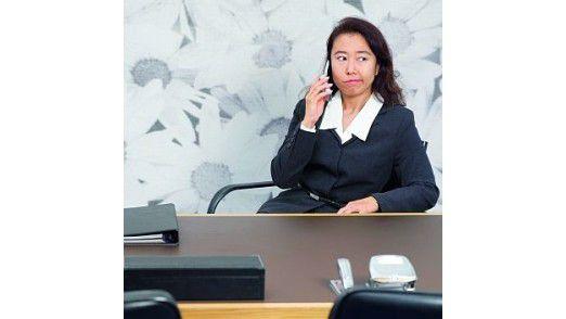 Kontrolle tut not. Gerade dann, wenn immer mehr Mitarbeiter in den Unternehmen riskante Schritte unternehmen.