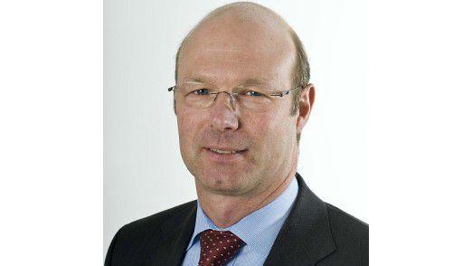 Kurt Servatius, COO bei der Allianz Shared Infrastructure Services GmbH (ASIC).