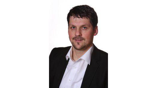 """Frank Ridder von Gartner sieht Telkos und ihre Töchter bei den Zukunftsthemen Mobility und Cloud wegen ihrer eigenen Netzinfrastruktur in der """"Pole-Position""""."""