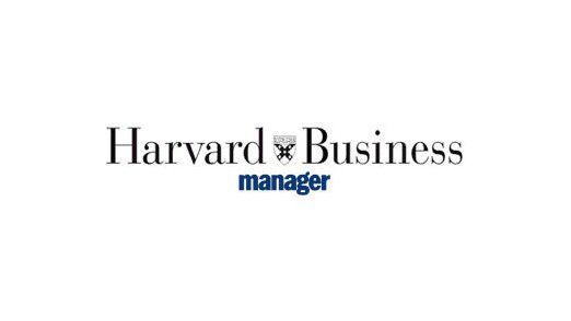 Gefunden im Magazin Harvard Business Manager
