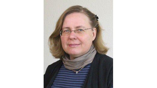 Professorin Debora Weber-Wulff, Mitinitiatorin des Frauenstudiengangs IT an der Hochschule für Technik und Wirtschaft (HWT) Berlin.