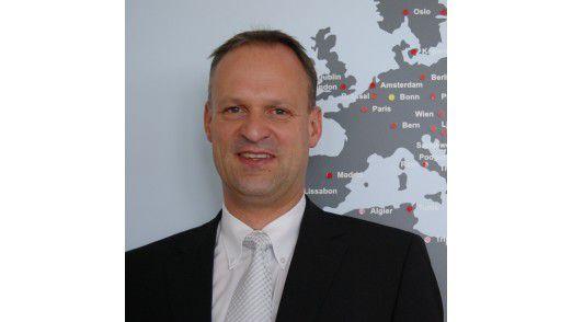 Ralf Weißbeck ist CIO bei der Deutschen Post DHL.