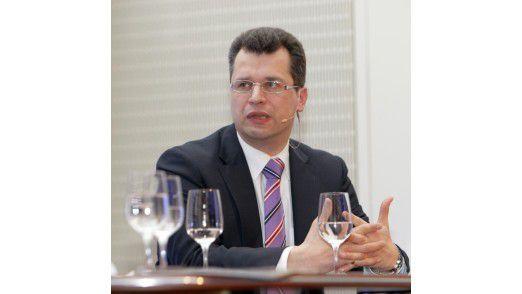 Markus Bentele, CIO der Rheinmetall AG.