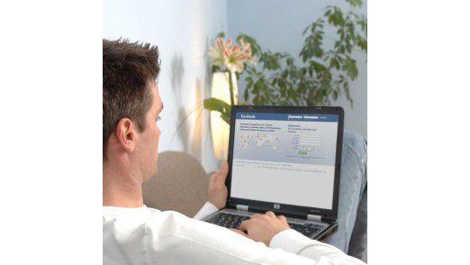 Auch Cyberkriminelle haben soziale Netzwerke für sich entdeckt.