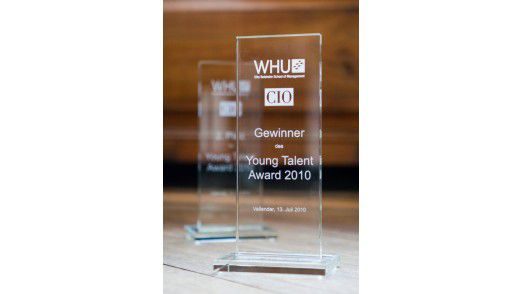 Der Award.