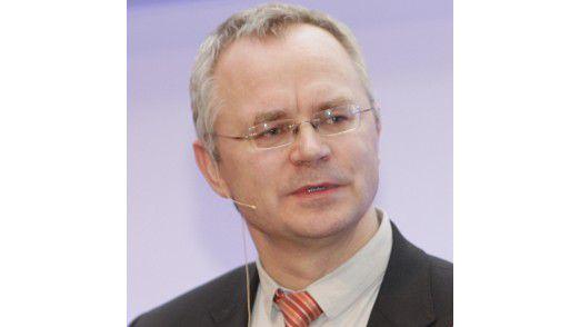 Freundlich, aber bestimmt: Thomas Endres, CIO der Lufthansa AG.
