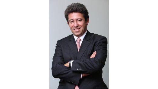 Roland-Berger-Chef Charles-Edouard Bouée