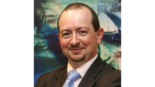 Cyrille Négaret ist CIO bei Europcar.