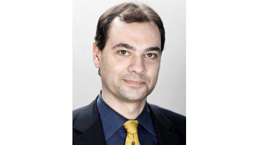 Gerald Spiegel ist Experte für Informationssicherheit bei Steria Mummert Consulting.