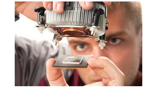 Anfällig: Der CPU-Lüfter.