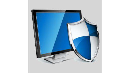 Firewall und Virenschutzsoftware gehören zur Grundausstattung für sicheres Surfen.