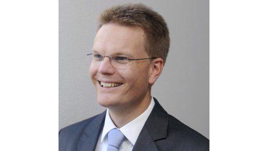 """Jochen Deetjen, Personalberater bei Egon Zehnder International: """"Je nachdem, worauf in einem Unternehmen gerade der Fokus liegt, benötigt es unterschiedliche Typen von CIOs."""""""