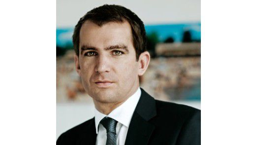 Sebastian Paas ist Partner bei KPMG im Bereich Technology.