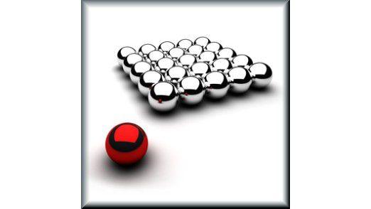 Innovationen kommen eher von den Sales-Mitarbeitern und der Marketing-Fachgruppe als aus der IT-Abteilung.