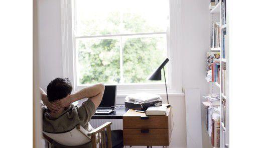 Die Work-Life-Balance wird durch private Nutzung von Firmenhardware nicht unbedingt besser.