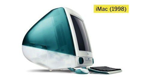 Apple-Innovationen aus 12 Jahren - Foto: Apple