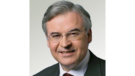 """Hermann-Josef Lamberti Ex-COO der Deutschen Bank: """"Wer lange in der Branche unterwegs ist, weiß, dass Infrastrukturen einen hohen Renitenzgrad haben."""""""