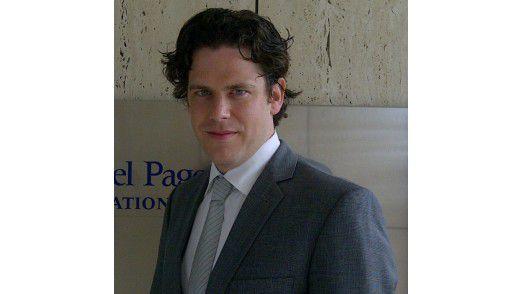 Michael Wulf ist bei der Personalberatung Michael Page für die Vermittlung von IT-Experten verantwortlich.
